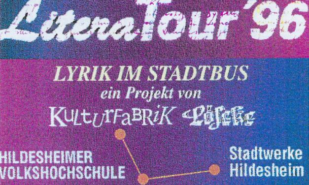 LiteraTour 1996
