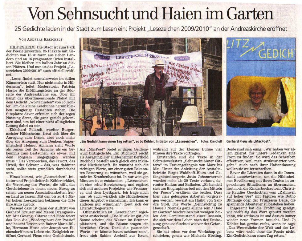 HAZ_LeseZeichen-2009_10.8.09
