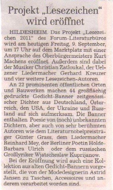 HAZ_LeseZeichen2011_9.9.11