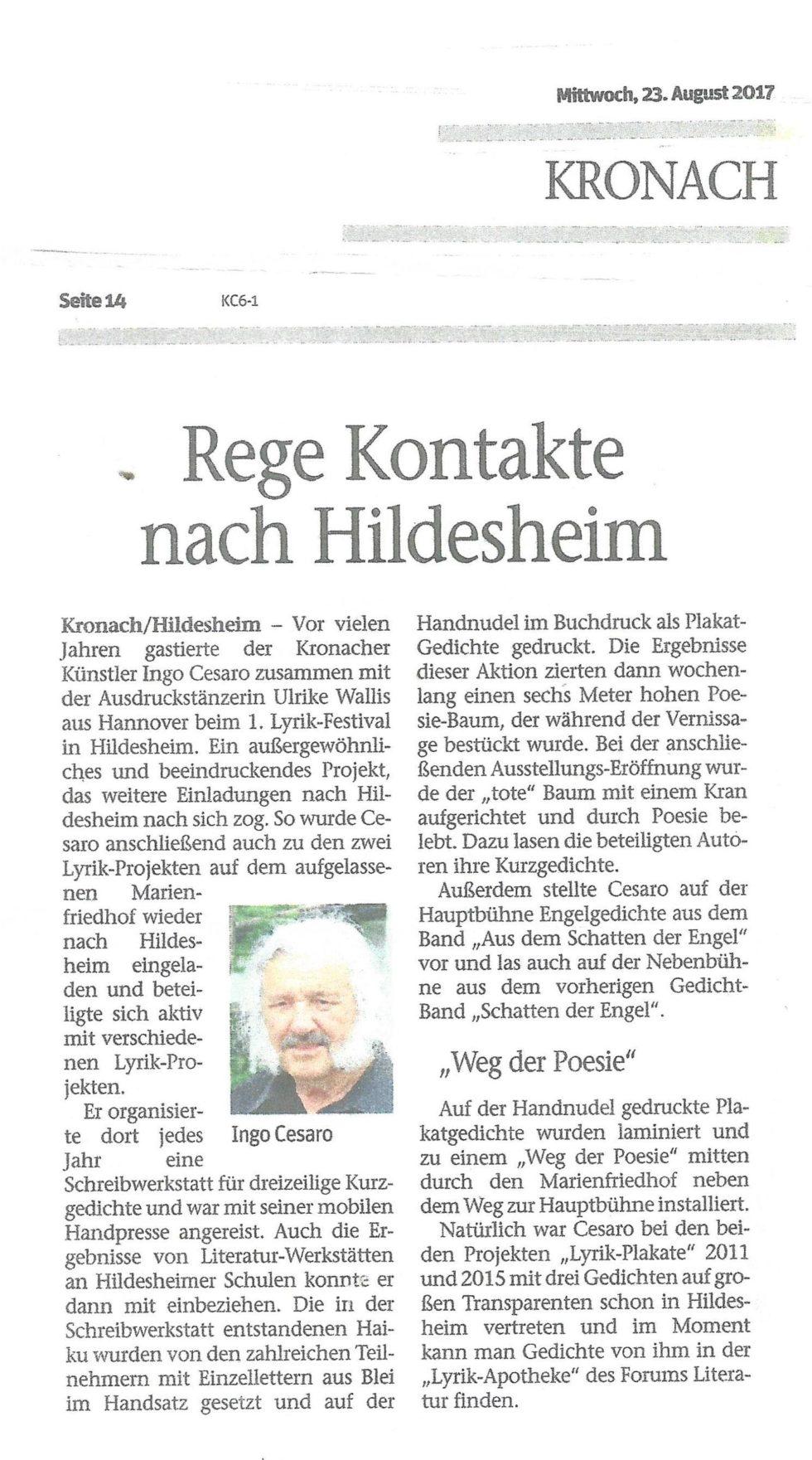 Neue_Presse_Kronach_LeseZeichen2017_30.08.17