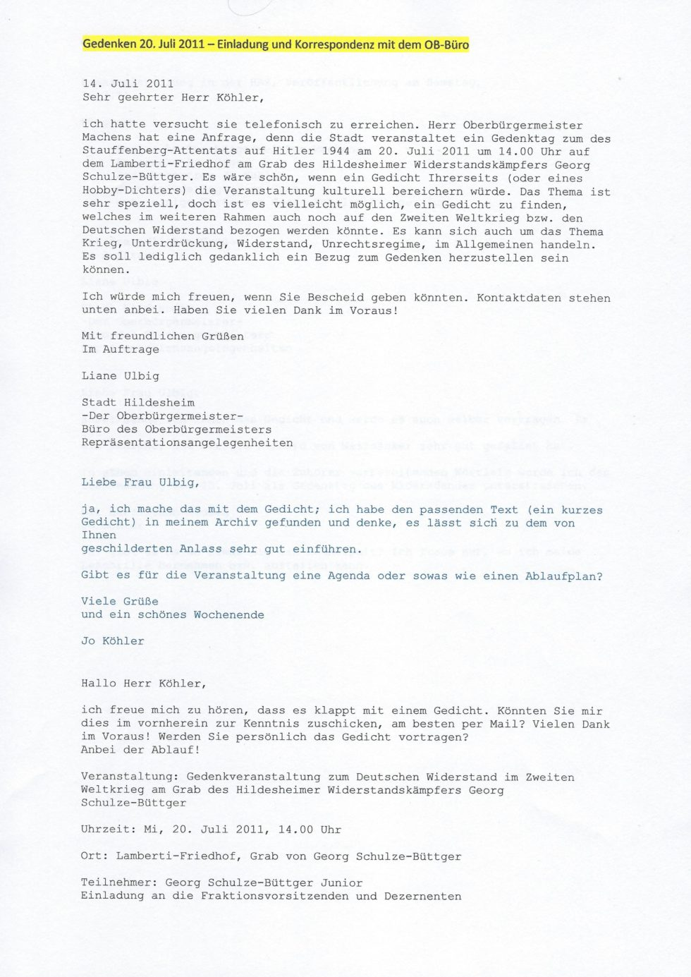 01 Einladung von OB Kurt Machens
