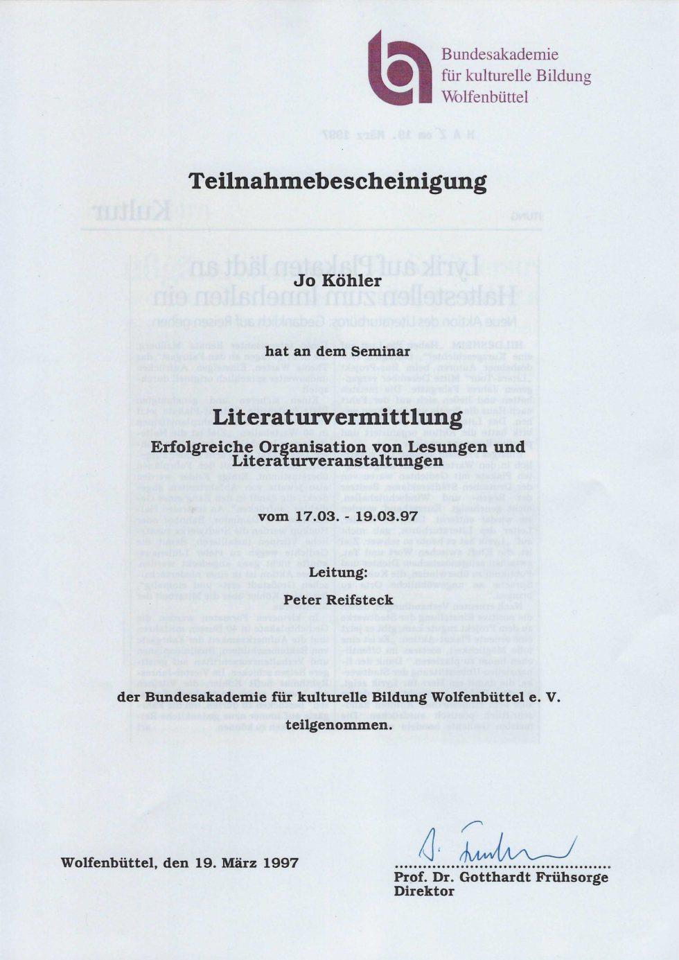 1997 Stift.Lesen, Lit.Tour, Lasker-Wallfisch_Seite_14