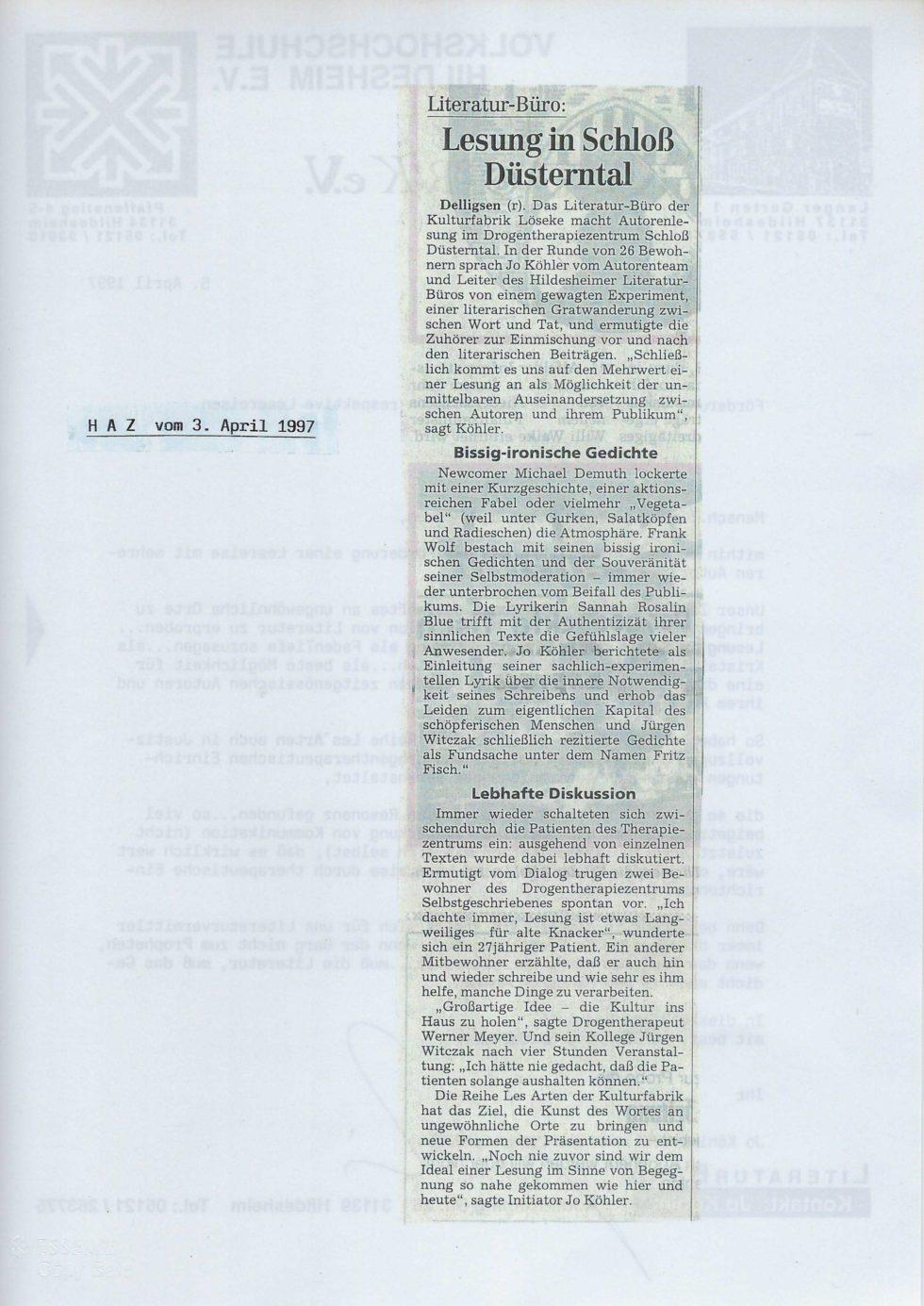 1997 Stift.Lesen, Lit.Tour, Lasker-Wallfisch_Seite_18