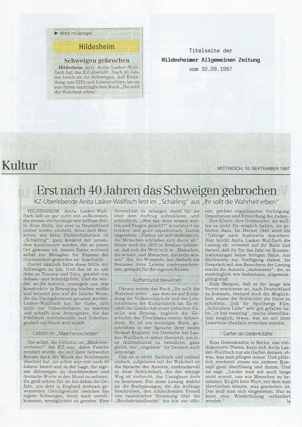 1997 Stift.Lesen, Lit.Tour, Lasker-Wallfisch_Seite_40