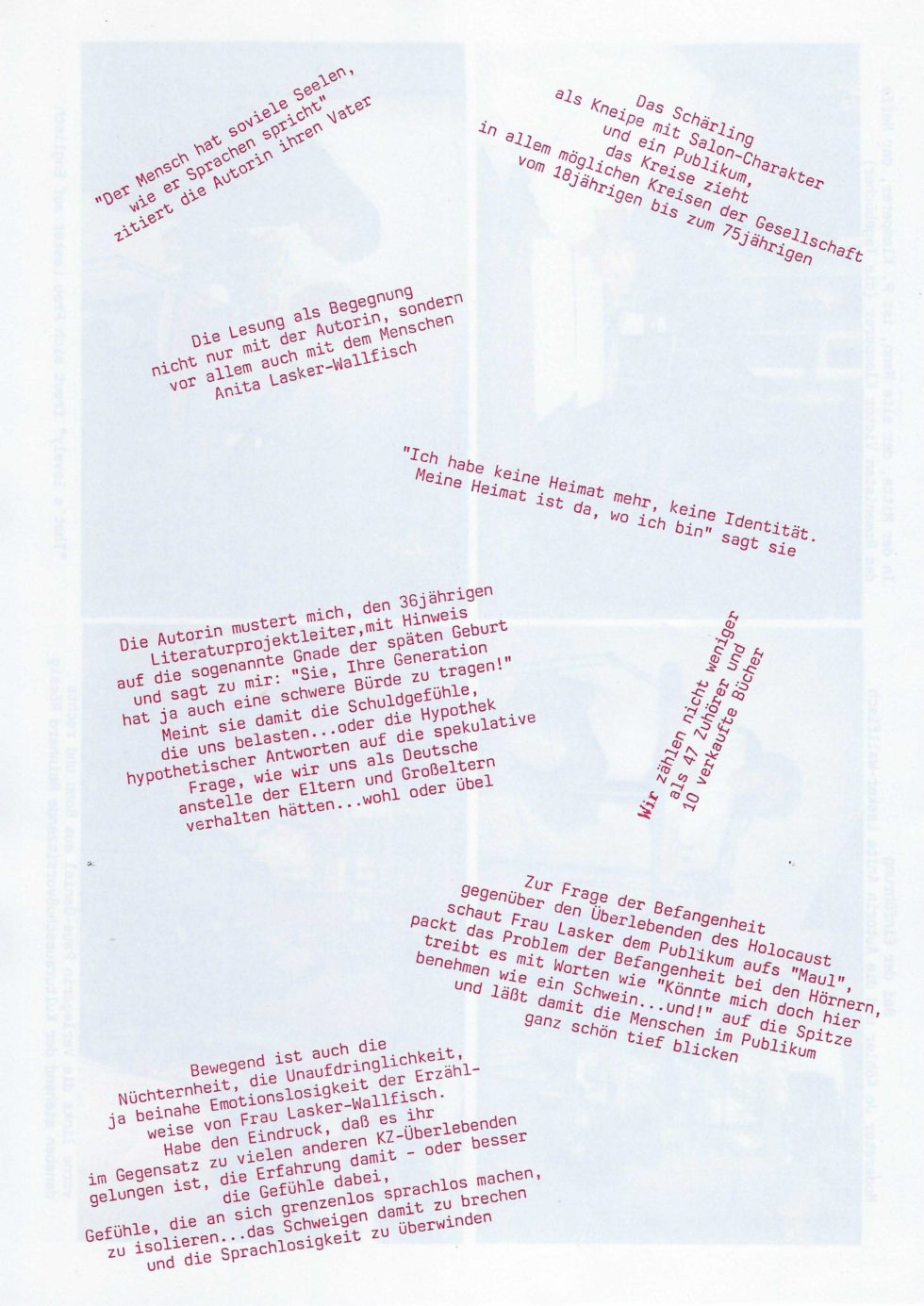 1997 Stift.Lesen, Lit.Tour, Lasker-Wallfisch_Seite_43