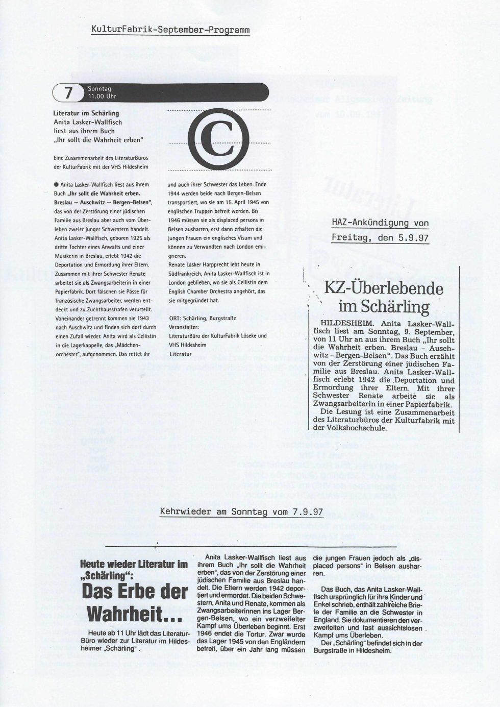 1997 Stift.Lesen, Lit.Tour, Lasker-Wallfisch_Seite_44