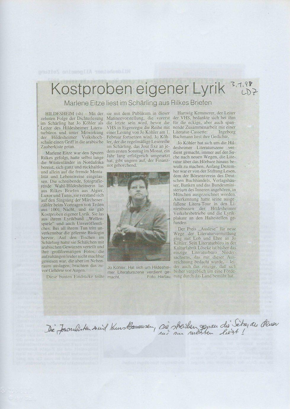 1997 Stift.Lesen, Lit.Tour, Lasker-Wallfisch_Seite_50