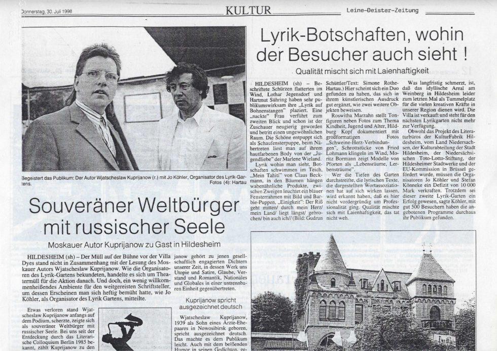 1998 LyrikGarten, LiteraTalk, Politisches_Seite_09