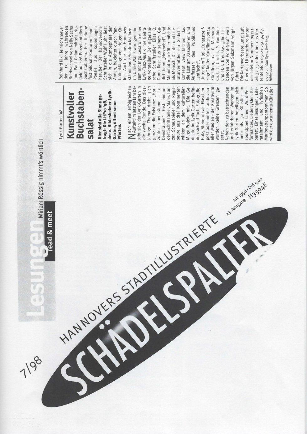 1998 LyrikGarten, LiteraTalk, Politisches_Seite_23