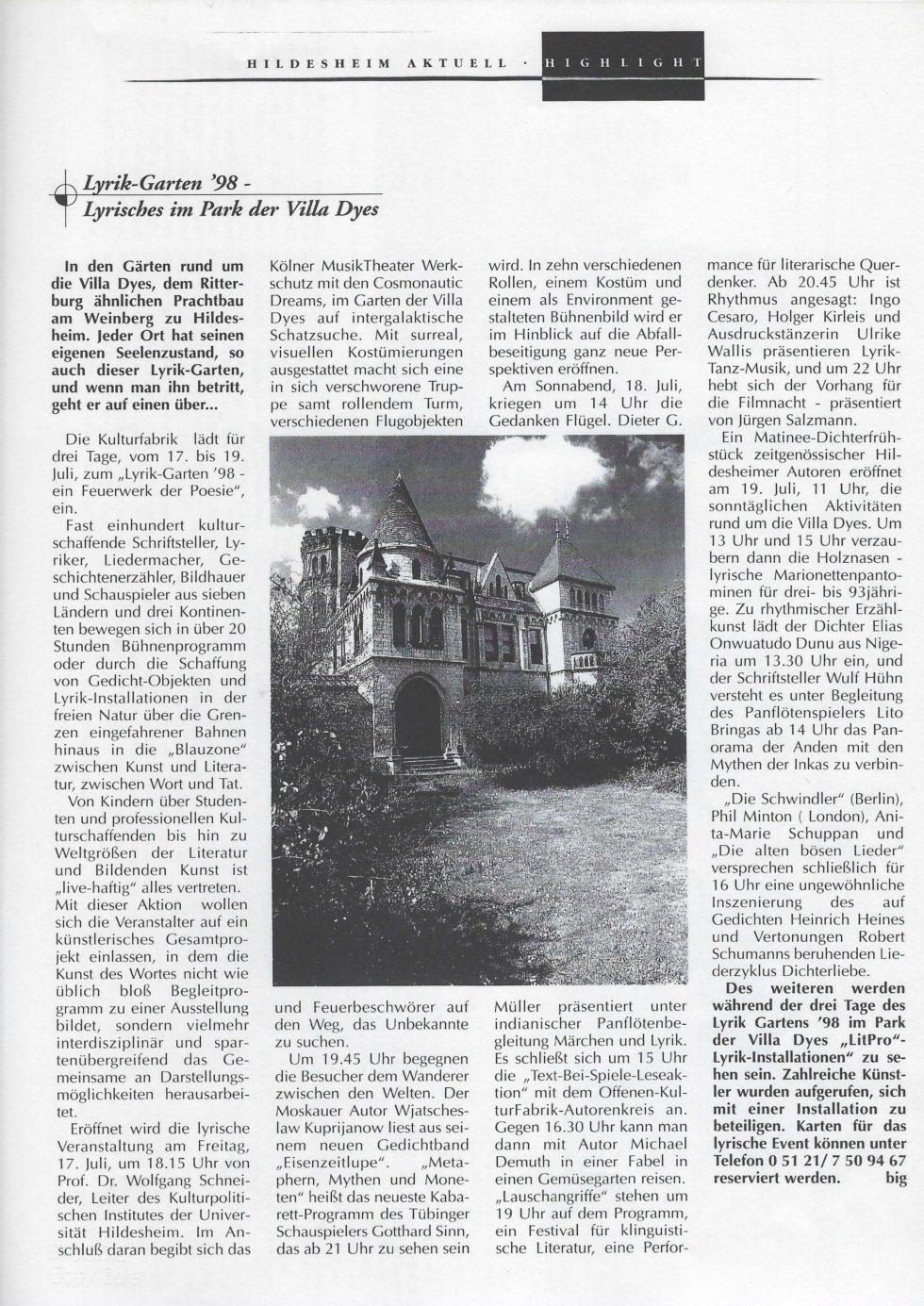 1998 LyrikGarten, LiteraTalk, Politisches_Seite_25