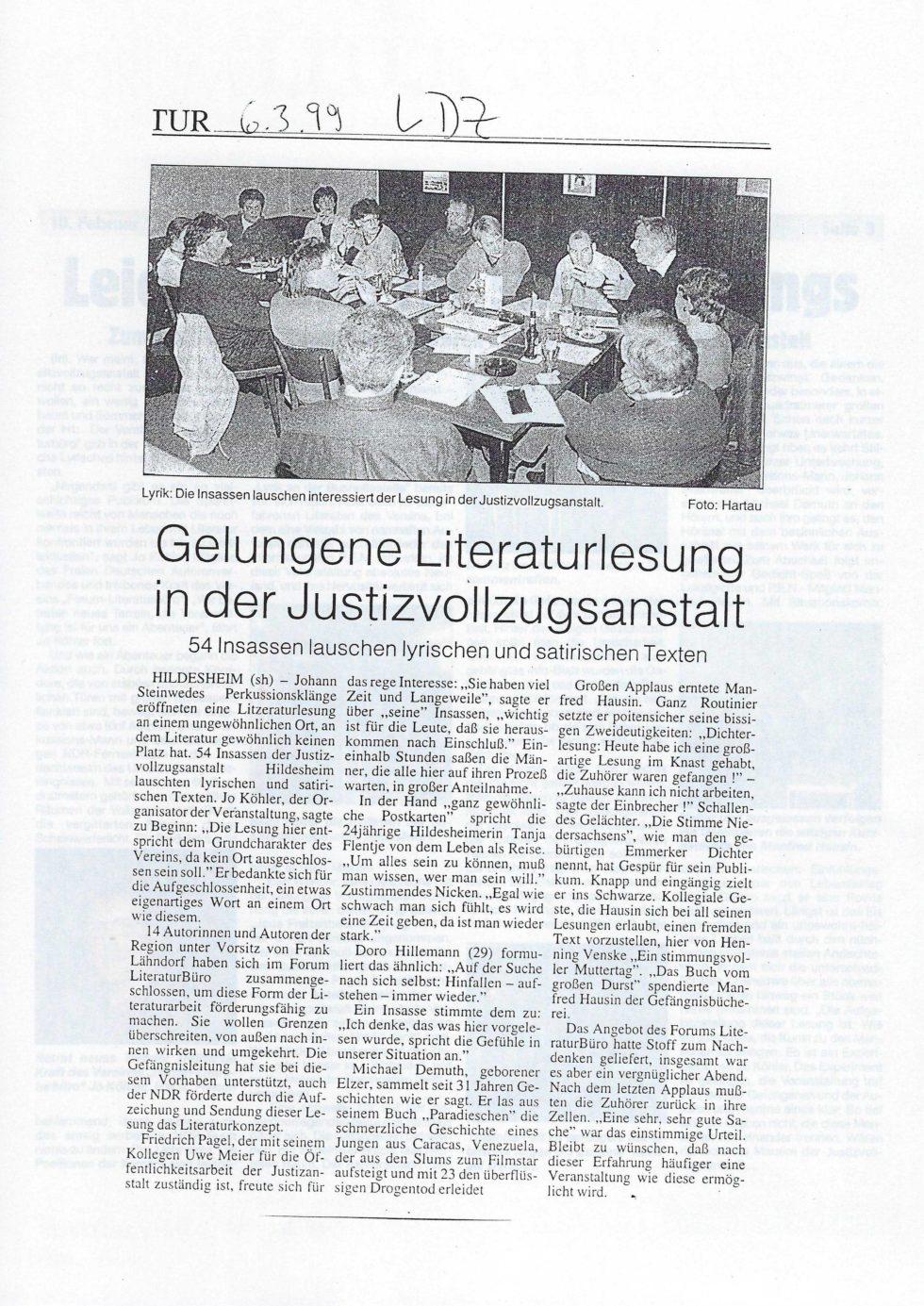 1999 Lyrik-Säulen, JVA Lesung,_Seite_06