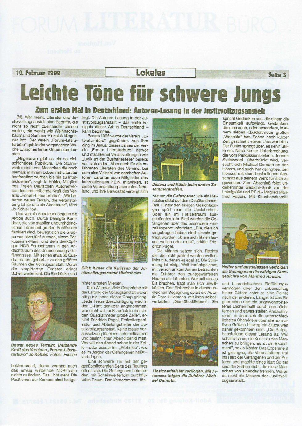 1999 Lyrik-Säulen, JVA Lesung,_Seite_07