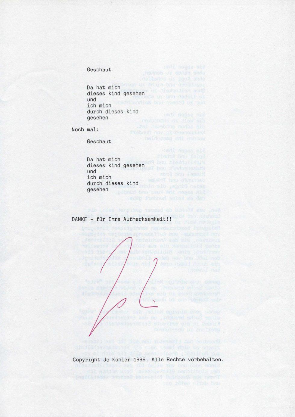 1999 Lyrik-Säulen, JVA Lesung,_Seite_14
