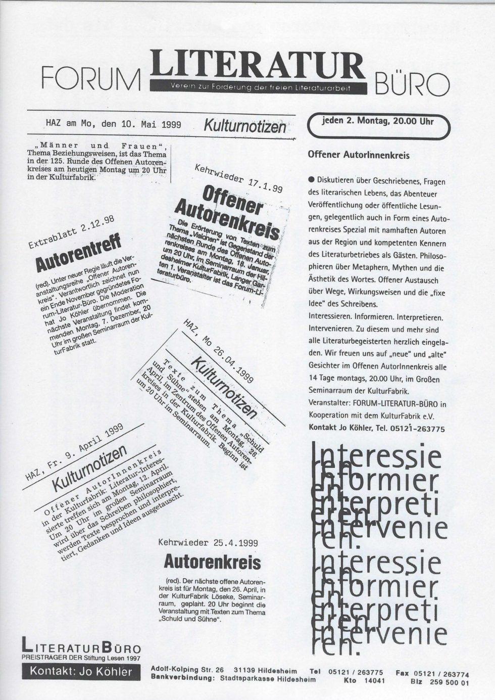 1999 Lyrik-Säulen, JVA Lesung,_Seite_17