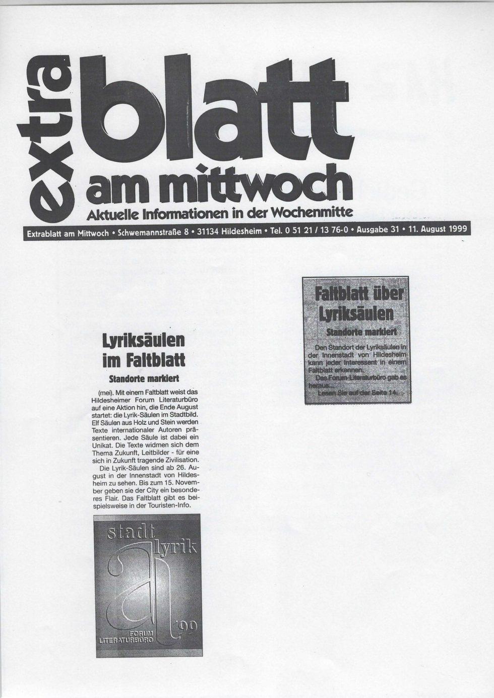 1999 Lyrik-Säulen, JVA Lesung,_Seite_21