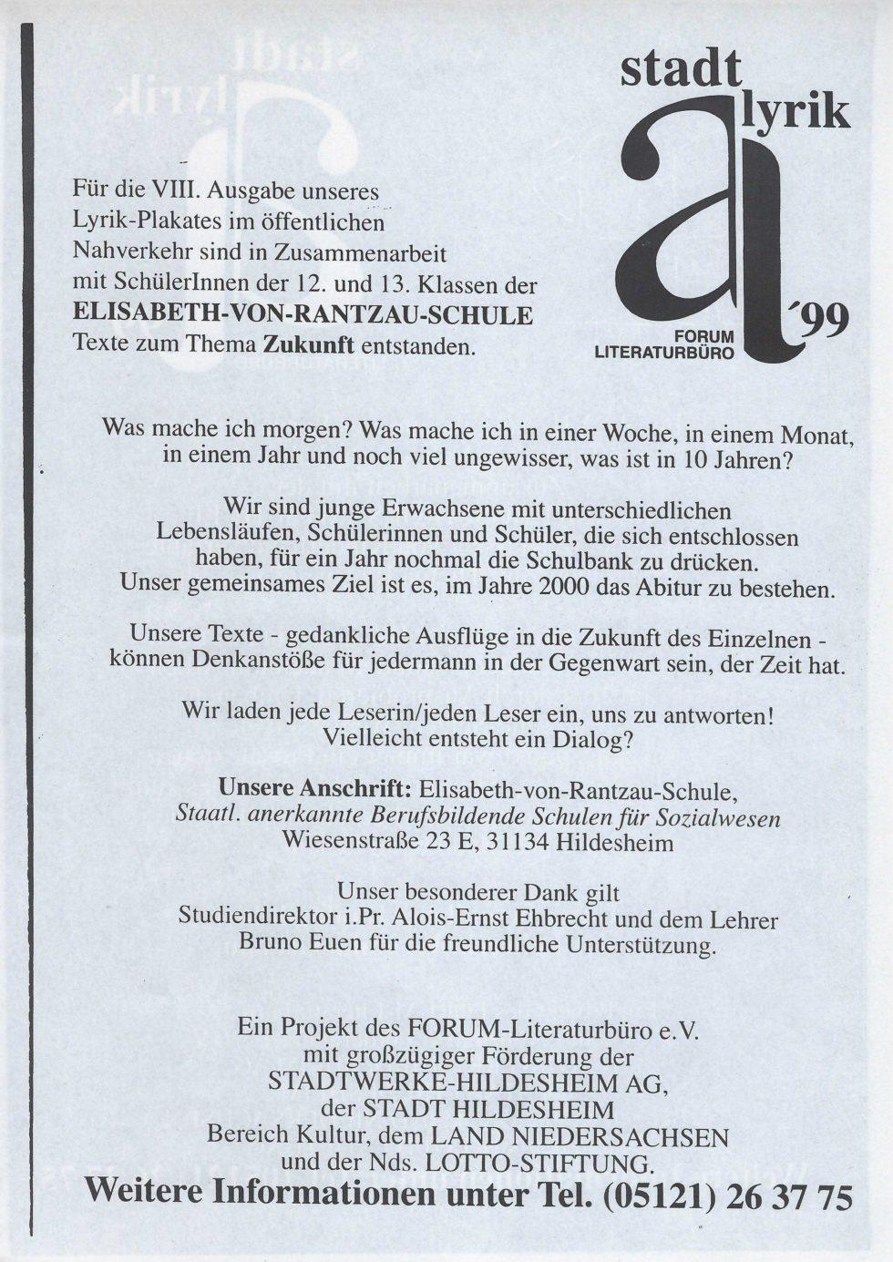 1999 Lyrik-Säulen, JVA Lesung,_Seite_24