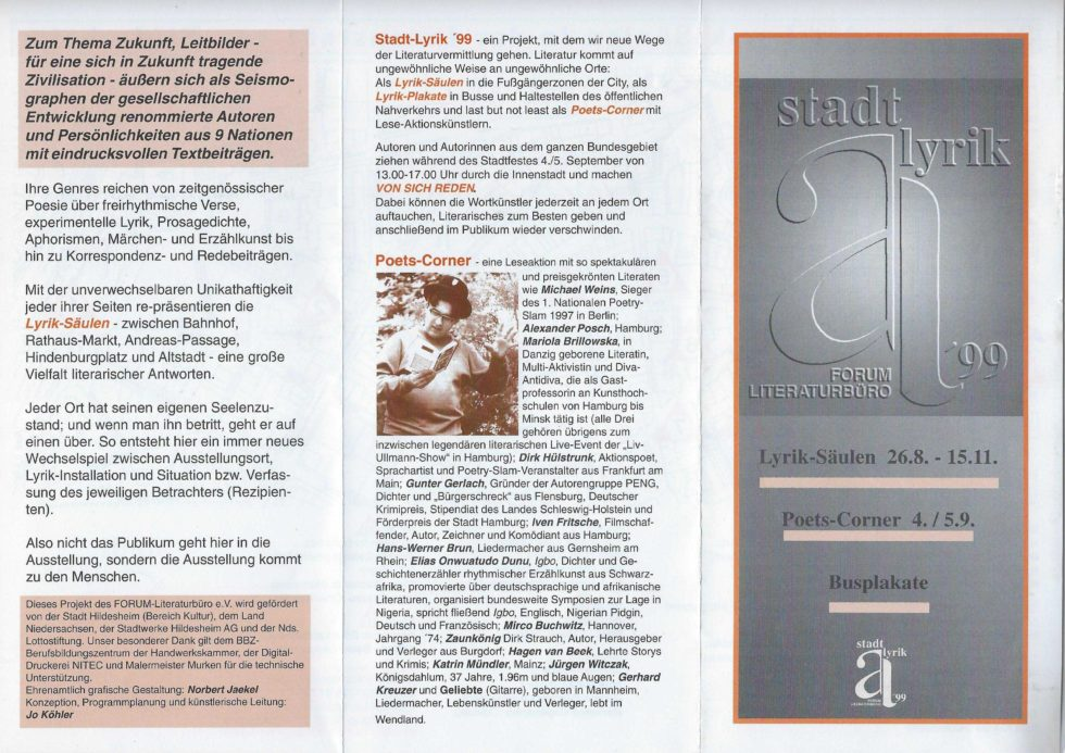1999 Lyrik-Säulen, JVA Lesung,_Seite_30