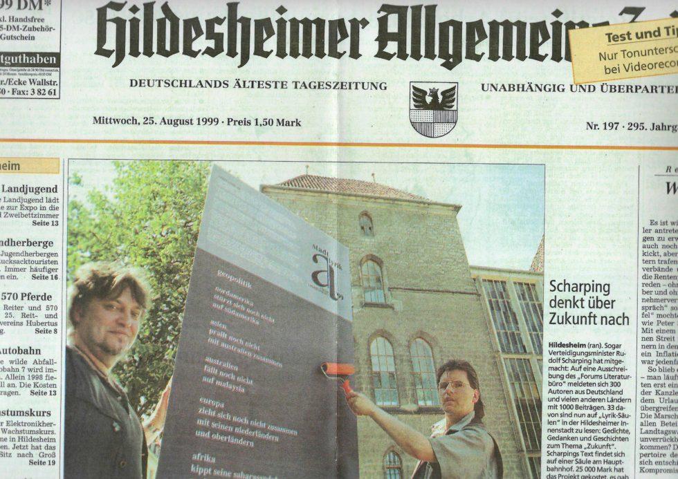1999 Lyrik-Säulen, JVA Lesung,_Seite_33