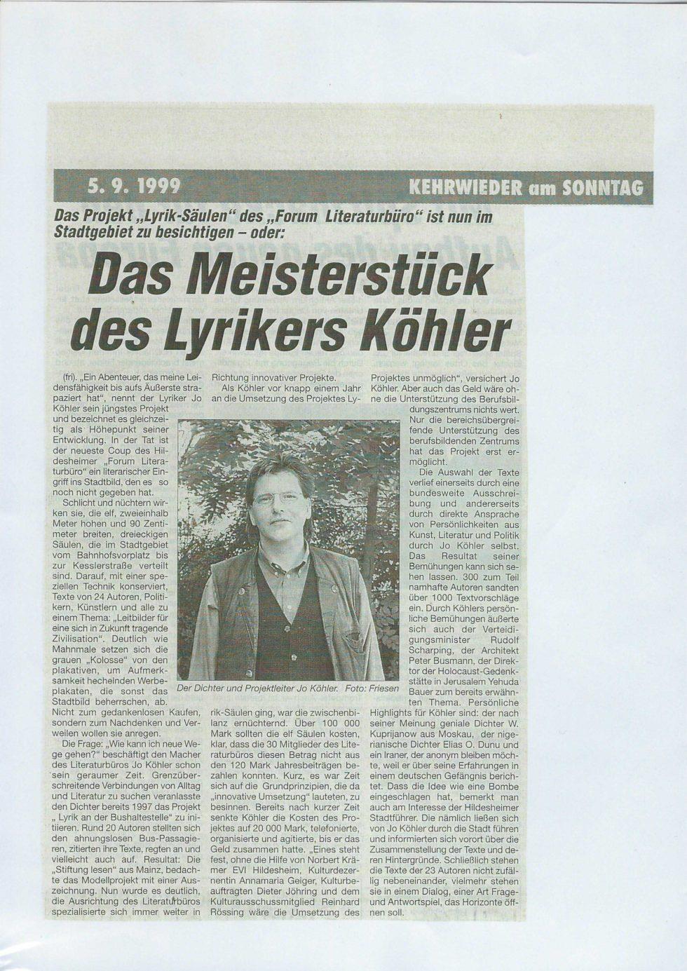 1999 Lyrik-Säulen, JVA Lesung,_Seite_35