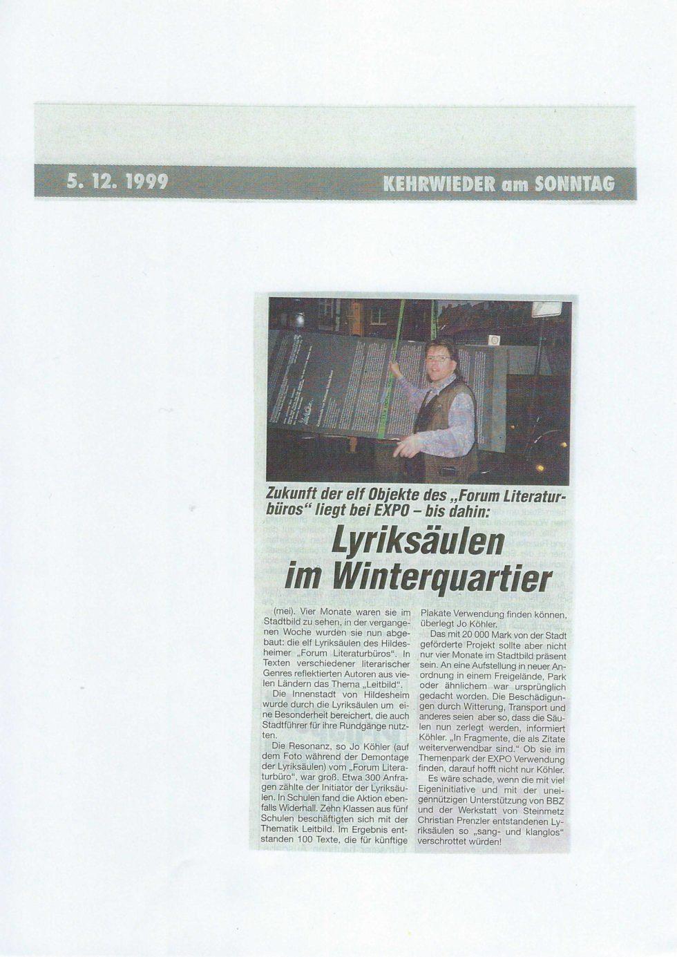 1999 Lyrik-Säulen, JVA Lesung,_Seite_41