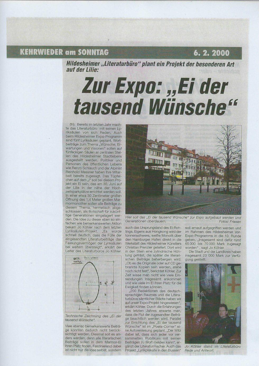 2000-2002 Stadt-Lyrik, EXPO-Ei, Krise Lit.Büro_Seite_03