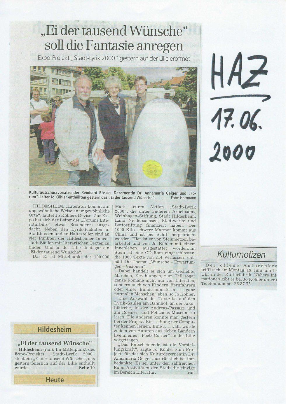 2000-2002 Stadt-Lyrik, EXPO-Ei, Krise Lit.Büro_Seite_14