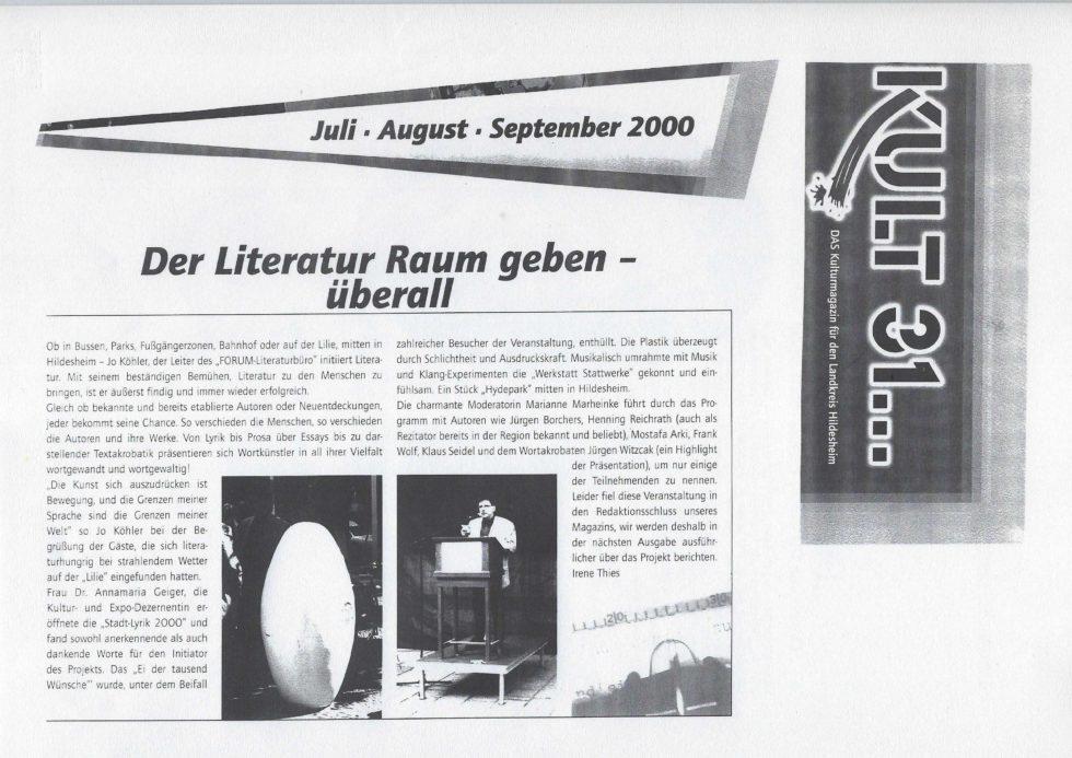 2000-2002 Stadt-Lyrik, EXPO-Ei, Krise Lit.Büro_Seite_18