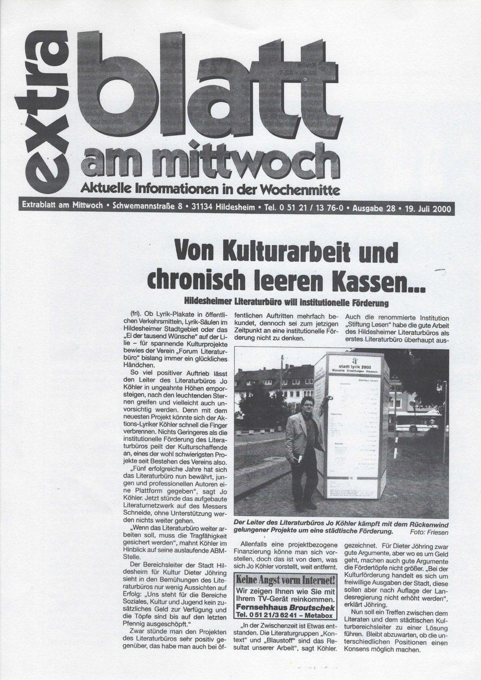 2000-2002 Stadt-Lyrik, EXPO-Ei, Krise Lit.Büro_Seite_22