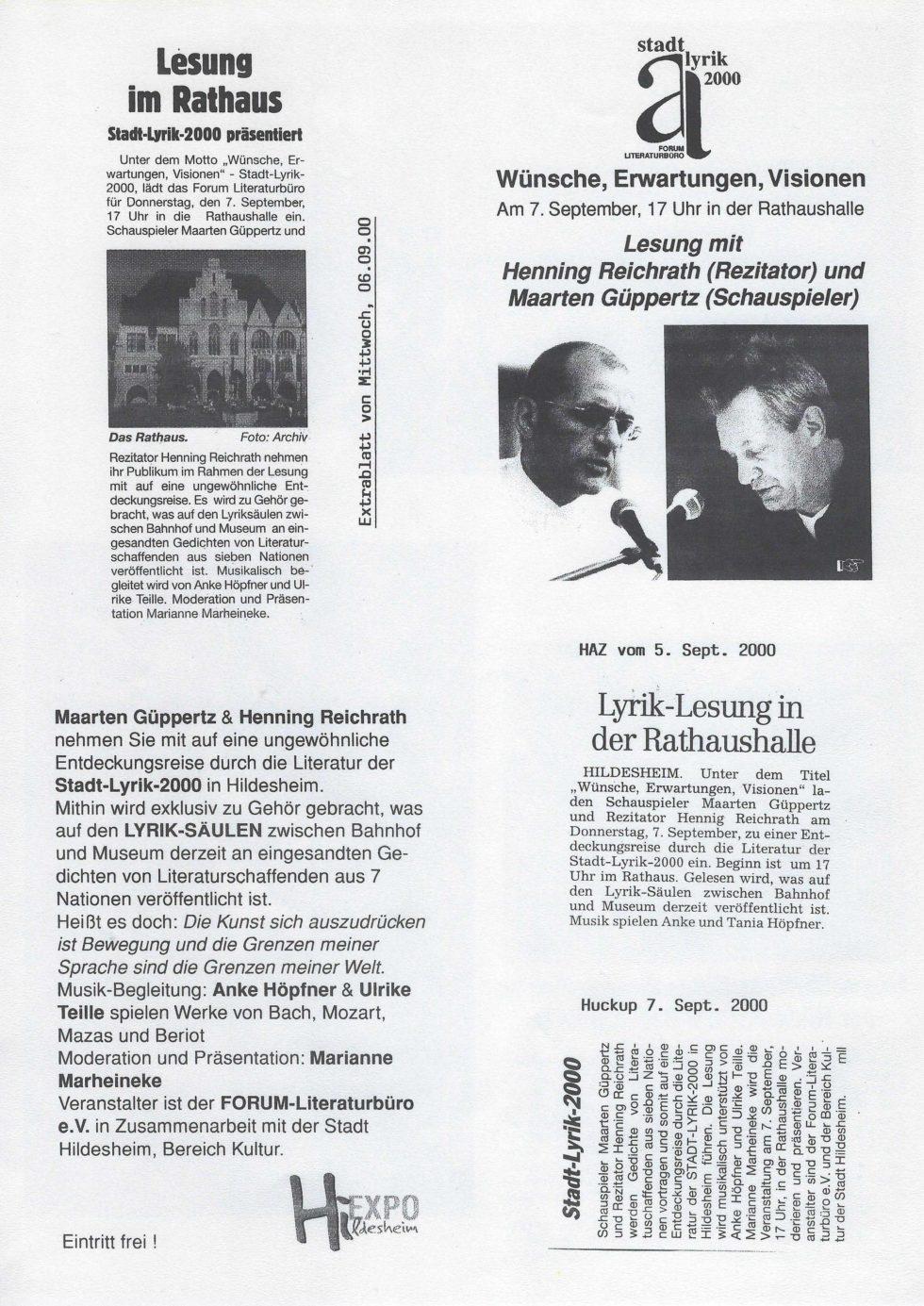 2000-2002 Stadt-Lyrik, EXPO-Ei, Krise Lit.Büro_Seite_27