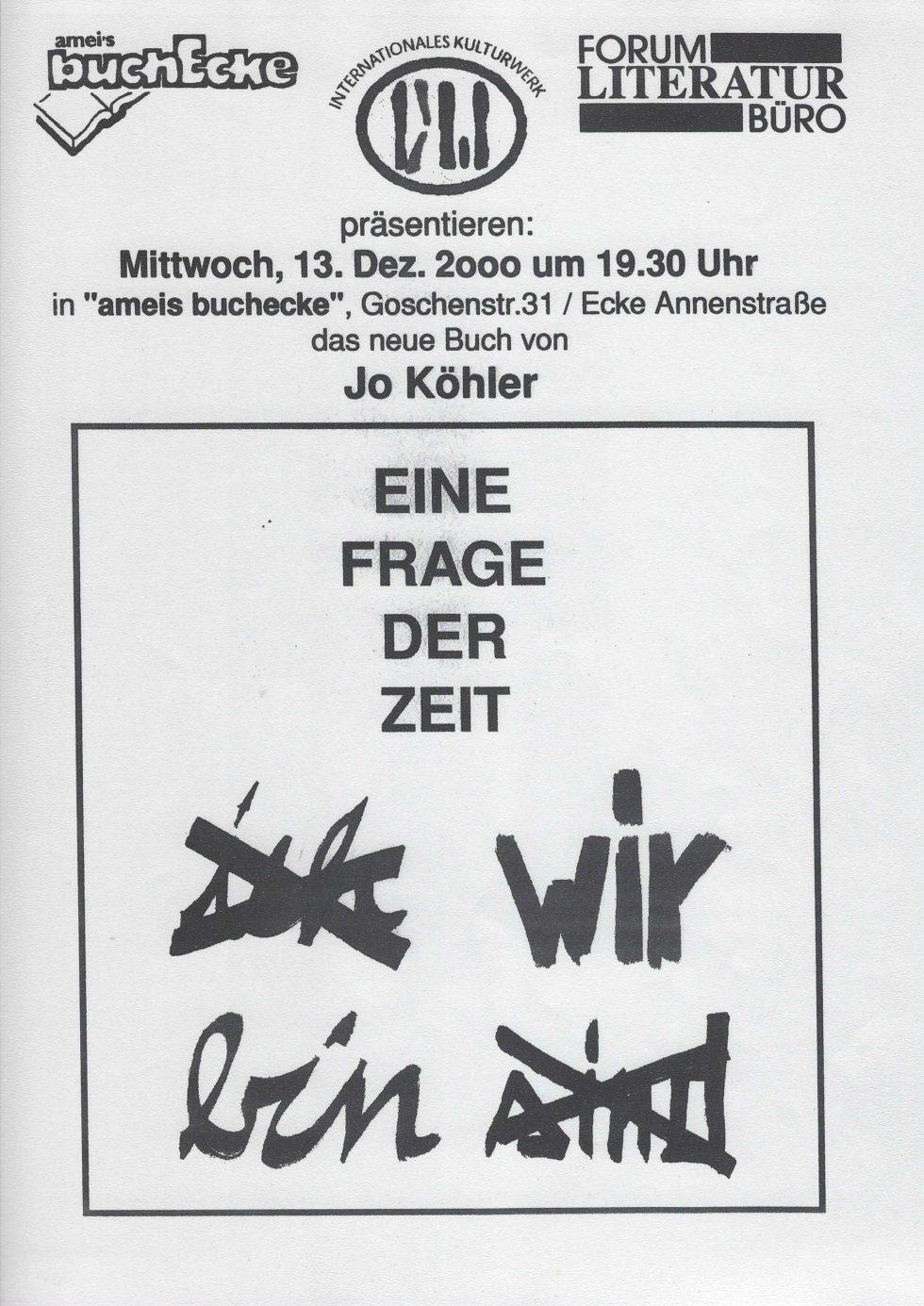 2000-2002 Stadt-Lyrik, EXPO-Ei, Krise Lit.Büro_Seite_29