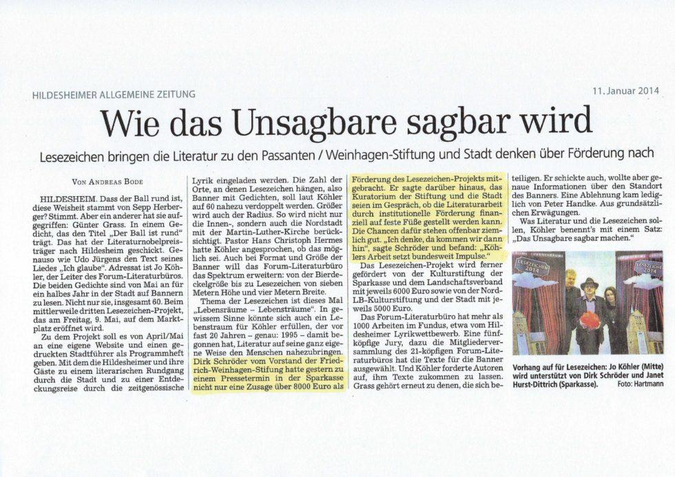 2014 Bistums Jubiläum, LeseZeichen, Morosov Vertonung_Seite_01