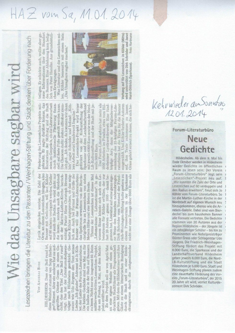 2014 Bistums Jubiläum, LeseZeichen, Morosov Vertonung_Seite_02