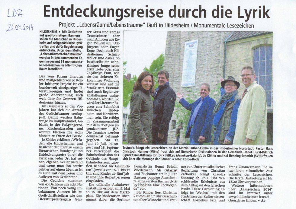 2014 Bistums Jubiläum, LeseZeichen, Morosov Vertonung_Seite_14