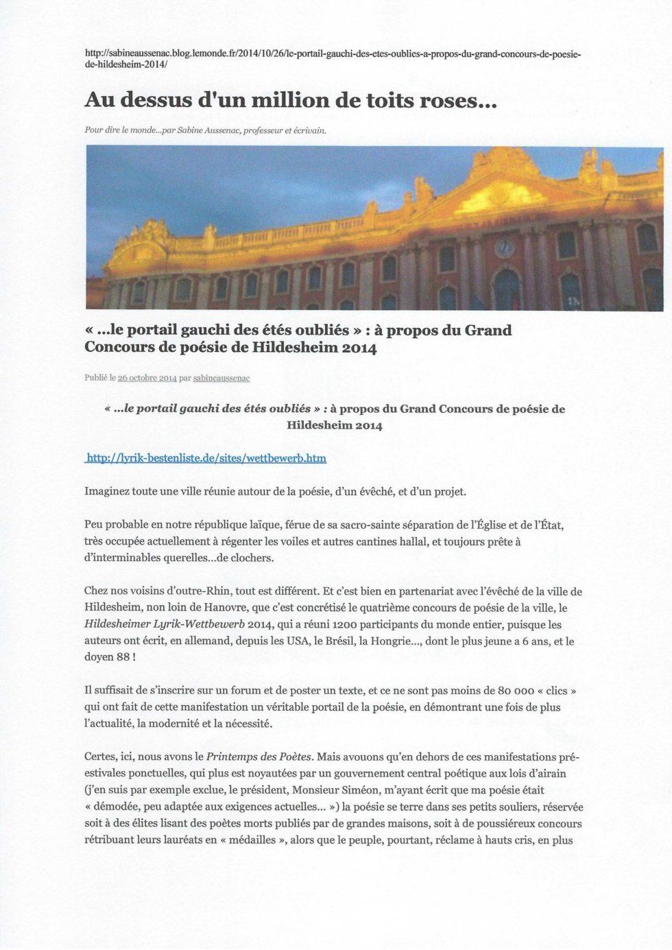 2014 Bistums Jubiläum, LeseZeichen, Morosov Vertonung_Seite_33
