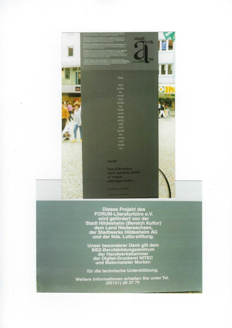 24_Stadtlyrik_1999_PoetsCorner