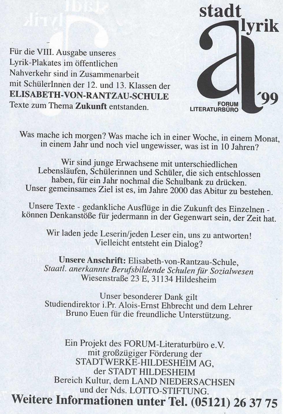 4_Schulprojekt_1999