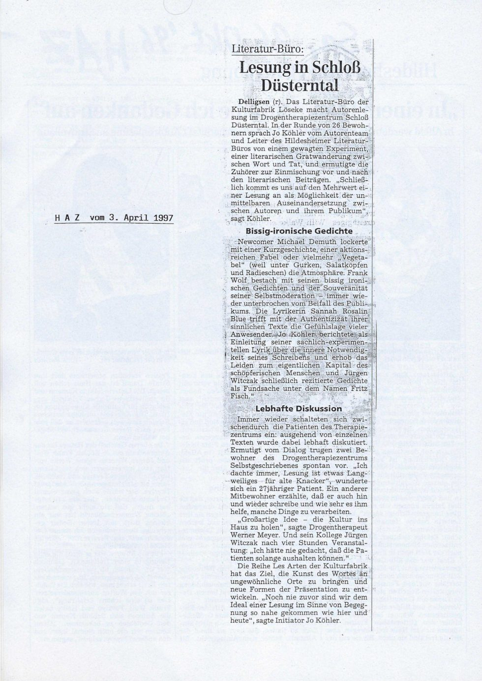 4_Weiteres_1999_DieAnstaltslesungen
