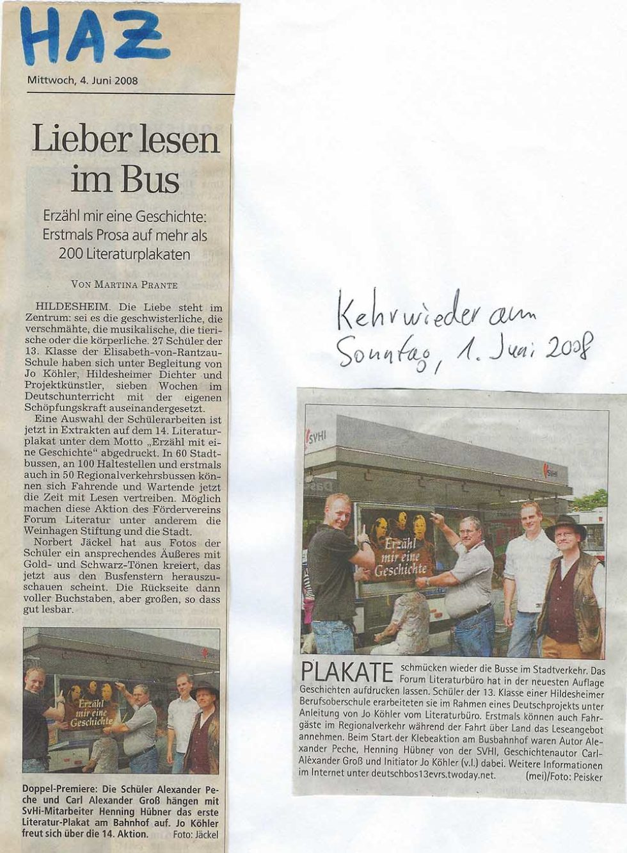 Presse_Schulprojekte2008