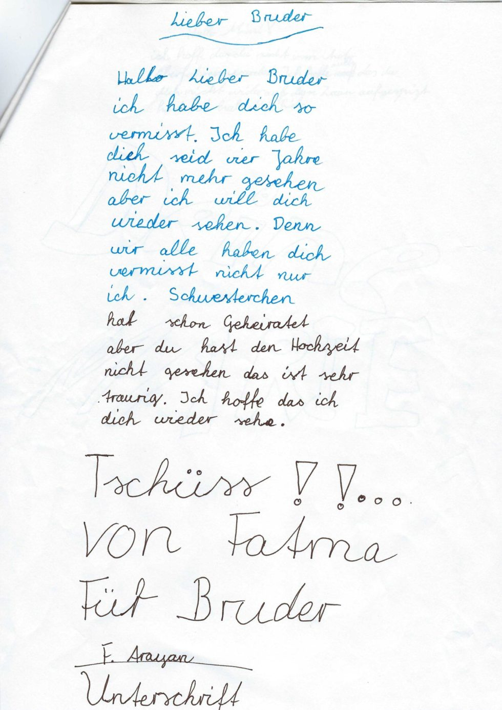 Schulprojekt2004_Die Werke der Kinder_Seite_01