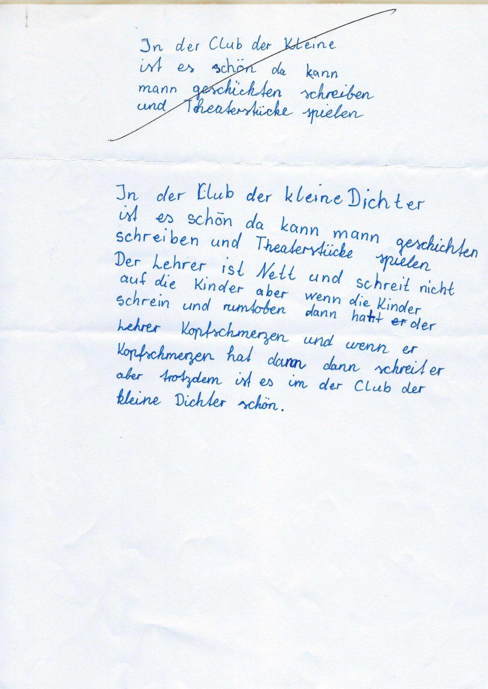 Schulprojekt2004_Die Werke der Kinder_Seite_09