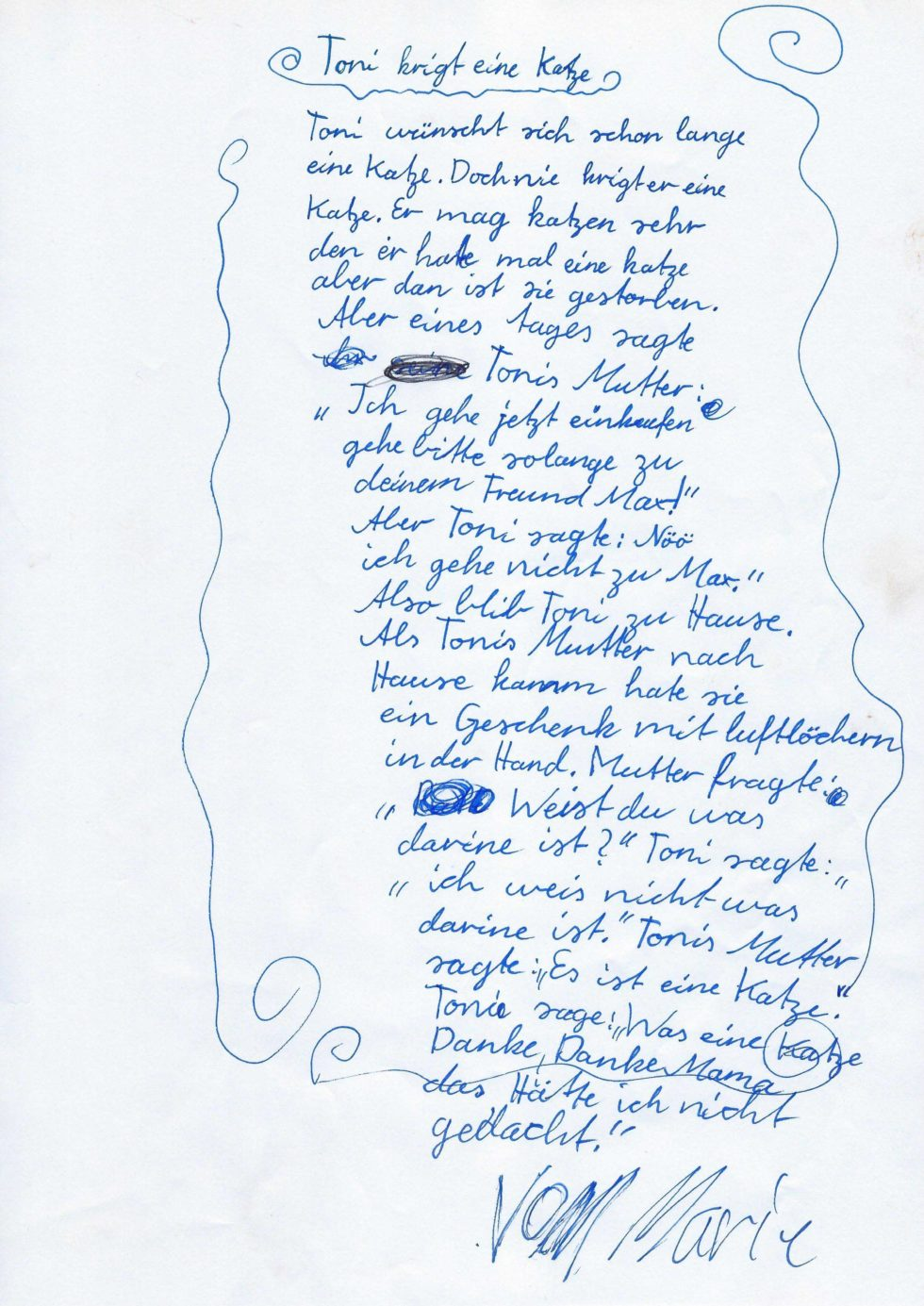 Schulprojekt2004_Die Werke der Kinder_Seite_10