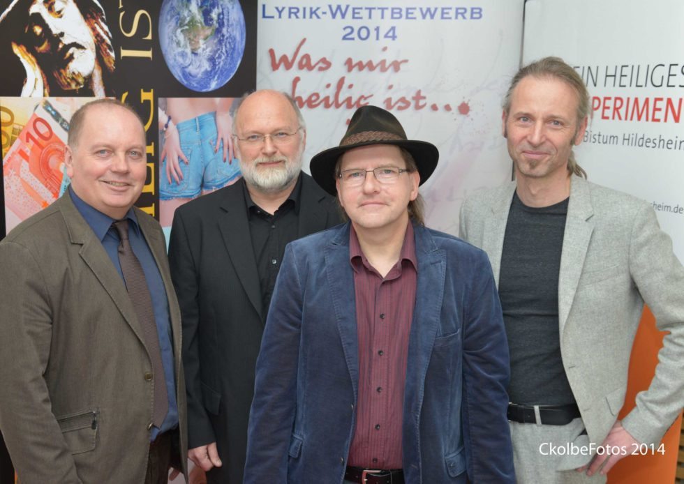 Schulprojekt2014_Herr Krüger SPK, Michael Schönleber, Jo, Thomas Harling