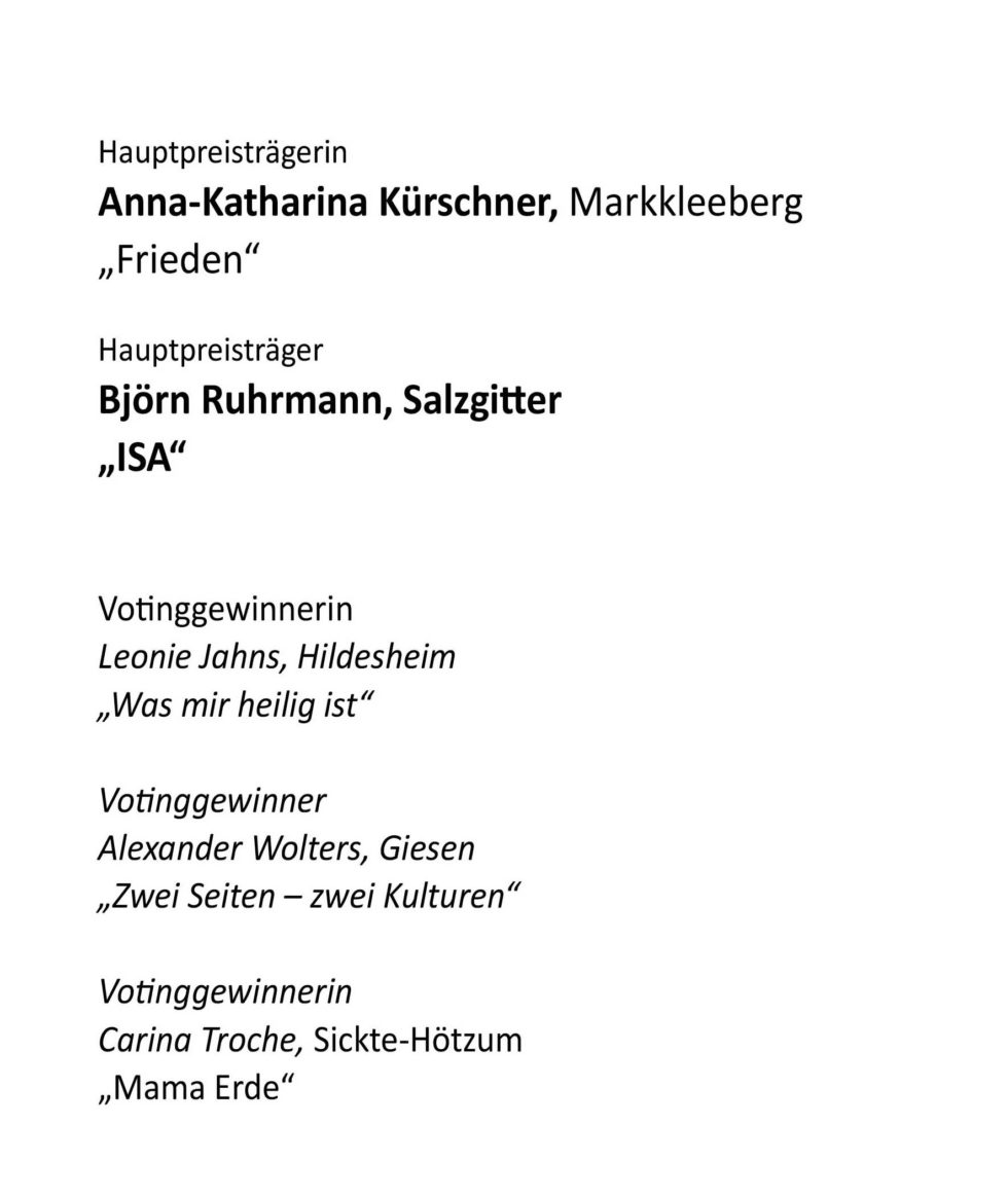 Namen der Kinder Preisträger für Urkunden