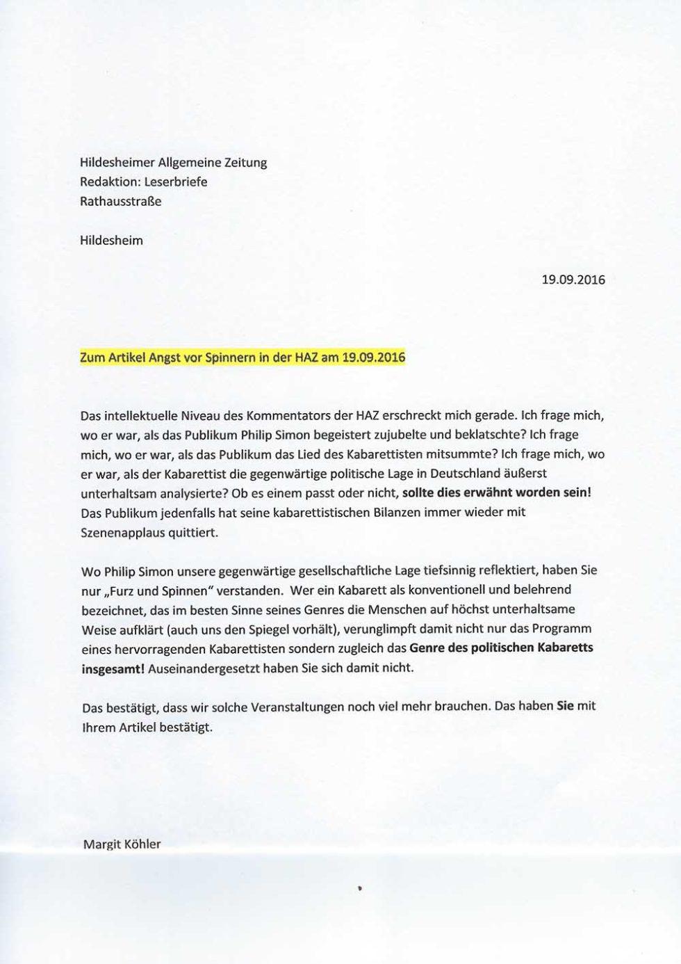 Weiteres_2016_Jubiläumsshow_Protest_gegen_HAZ_Seite_1