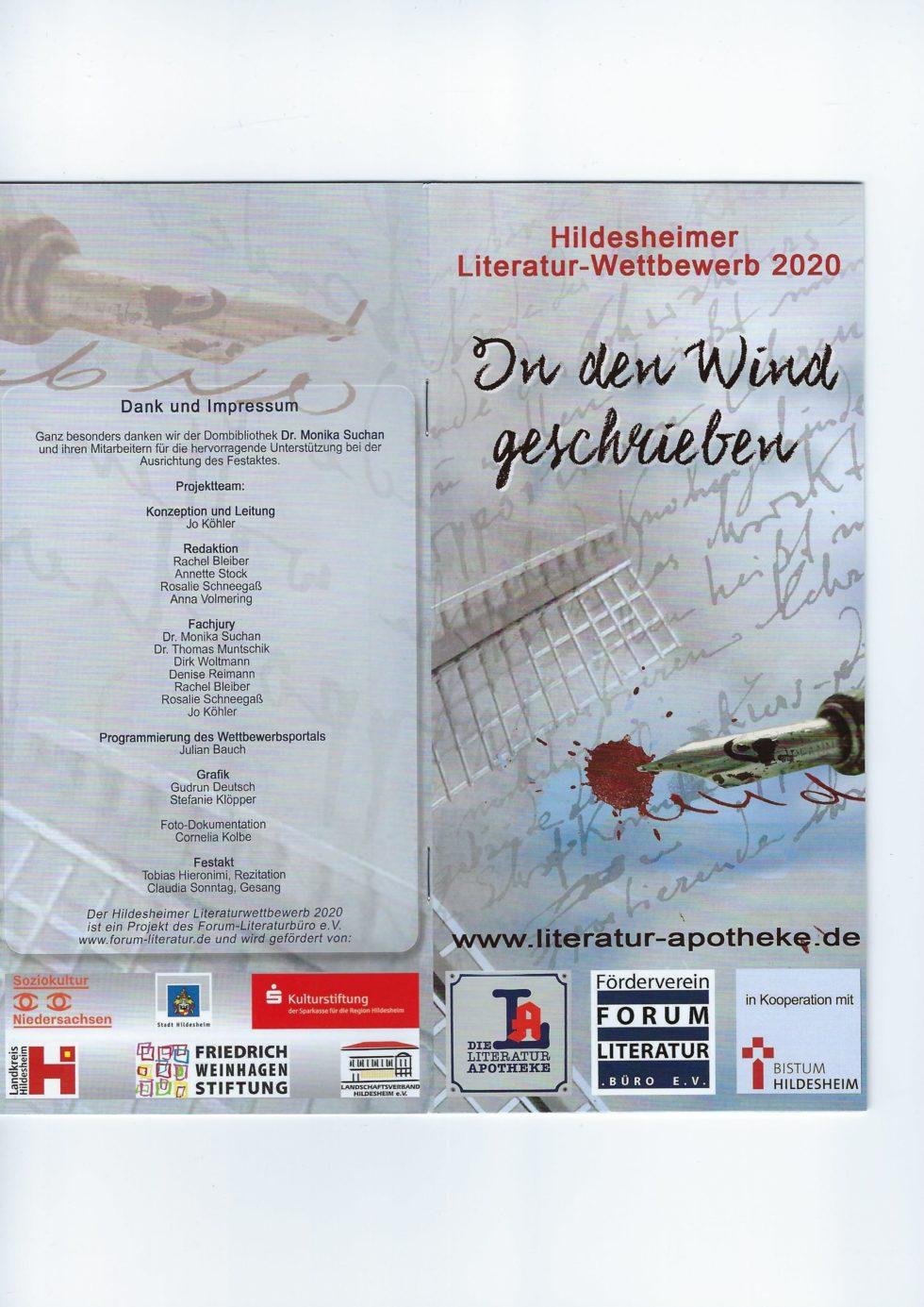 2019-2020 Lesezeichen, Wettbewerb, Lit.Apotheke_Seite_39