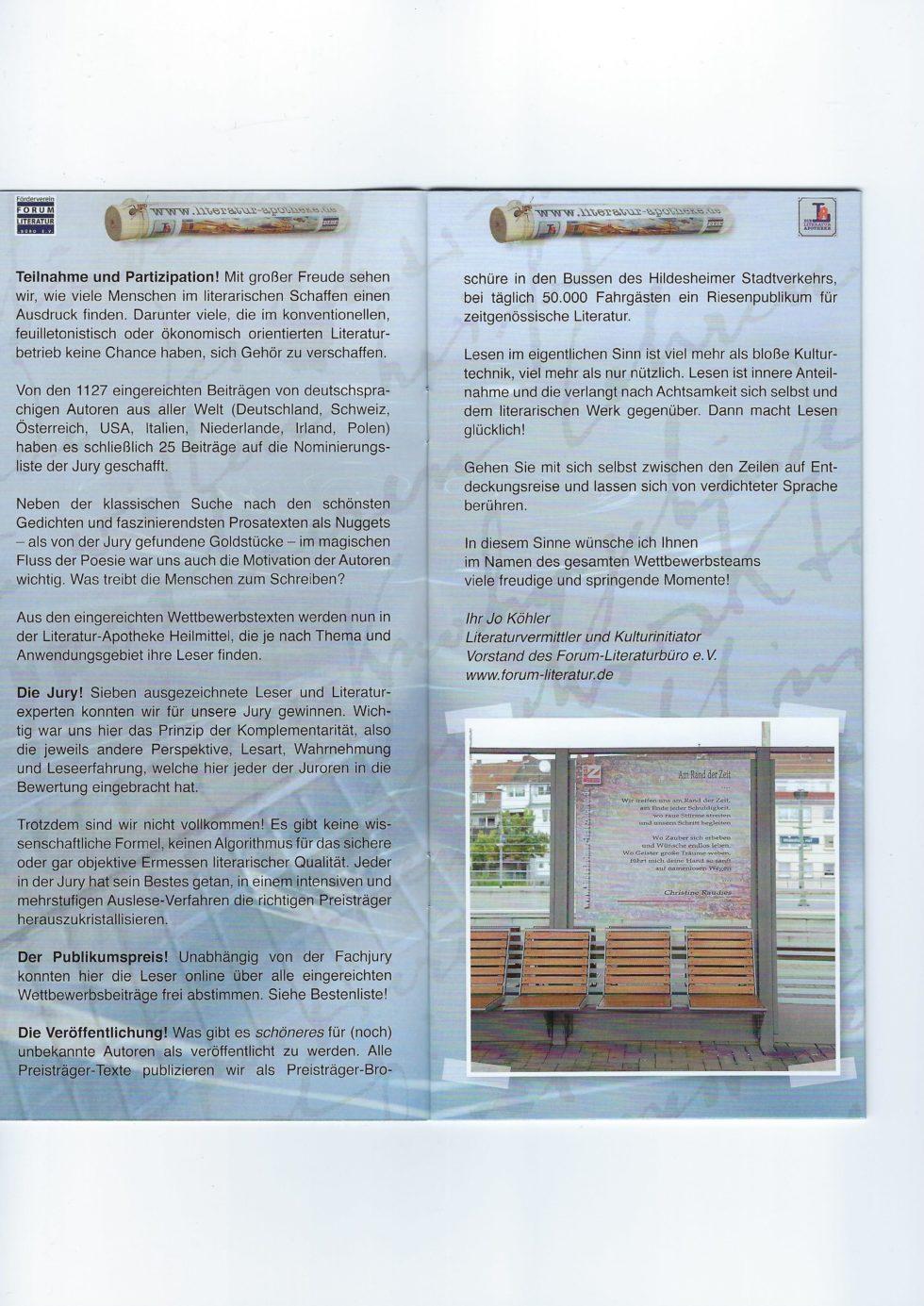 2019-2020 Lesezeichen, Wettbewerb, Lit.Apotheke_Seite_42